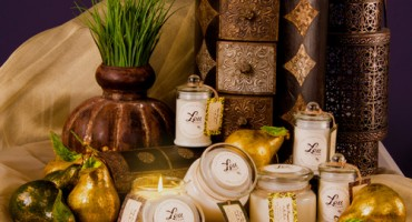 soy candles lou lou by 2